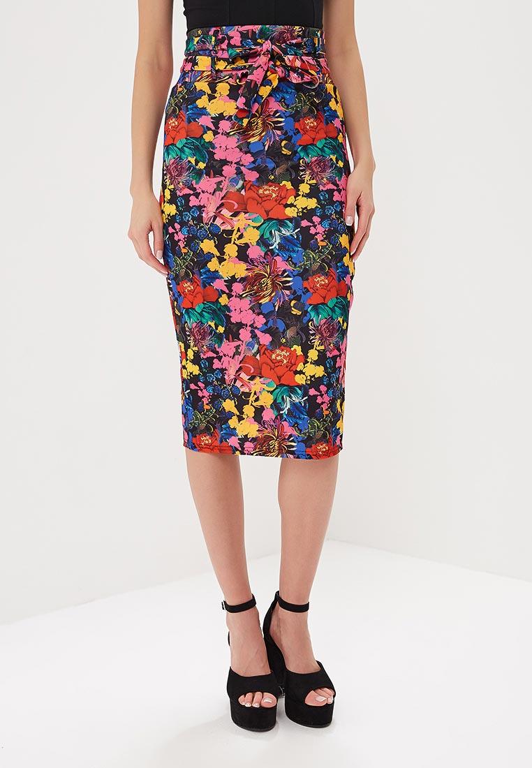 Узкая юбка LOST INK (ЛОСТ ИНК) 1001112090990088