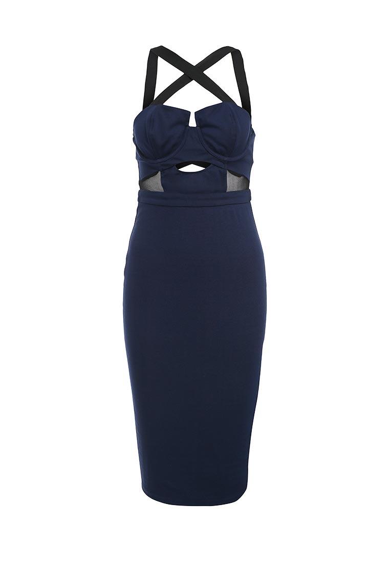 Вечернее / коктейльное платье LOST INK. (ЛОСТ ИНК.) SS16LIW1502002101