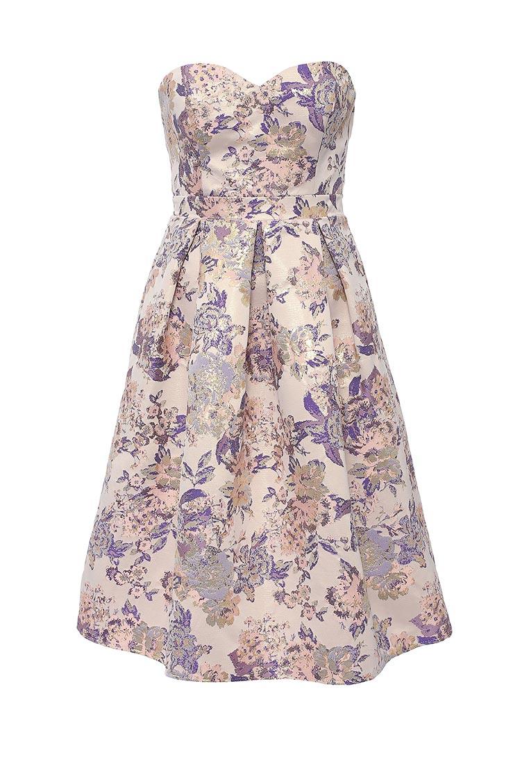 Платье-мини LOST INK (ЛОСТ ИНК) SS16LIW1502011101