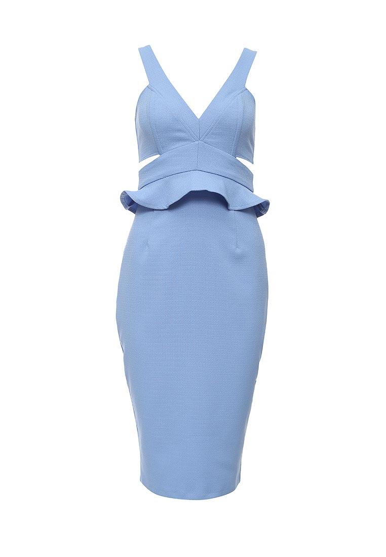 Платье-миди LOST INK. (ЛОСТ ИНК.) SS16LIW1502010701