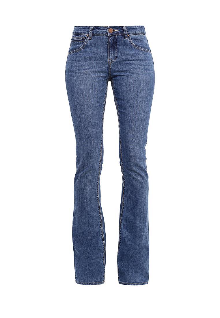 Широкие и расклешенные джинсы LOST INK. (ЛОСТ ИНК.) FW16LIW1404001501
