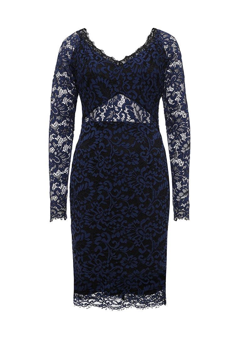 Вечернее / коктейльное платье LOST INK. (ЛОСТ ИНК.) FW16LIW1502015601