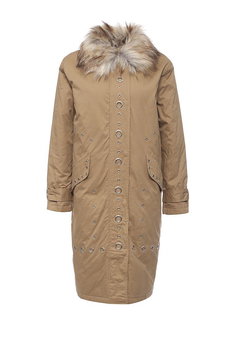 Утепленная куртка LOST INK. (ЛОСТ ИНК.) FW16LIW2006006601
