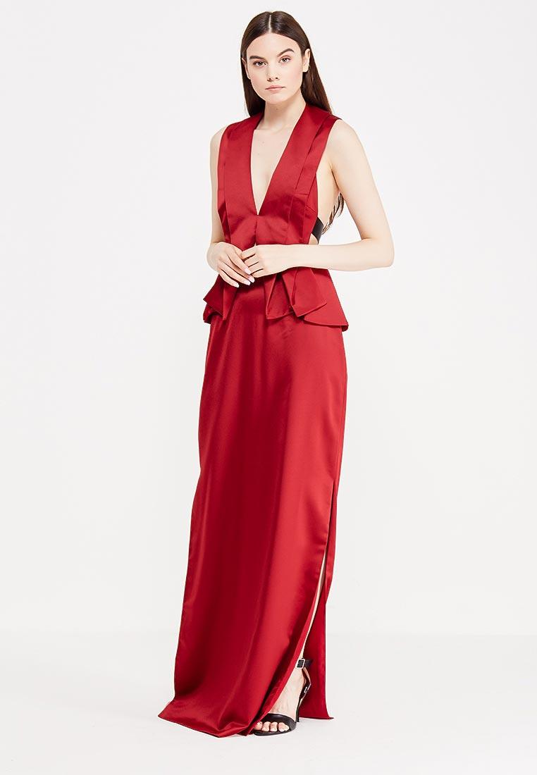 Платье-макси LOST INK. (ЛОСТ ИНК.) FW16LIW1502037701