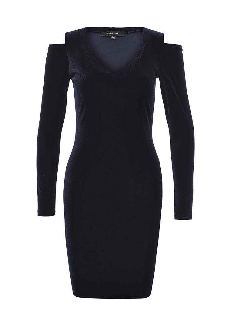 Платье LOST INK. (ЛОСТ ИНК.) FW16LIW1502052501