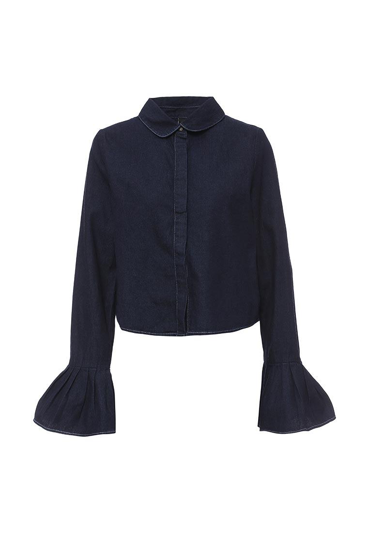 Женские джинсовые рубашки LOST INK (ЛОСТ ИНК) 501121070050027