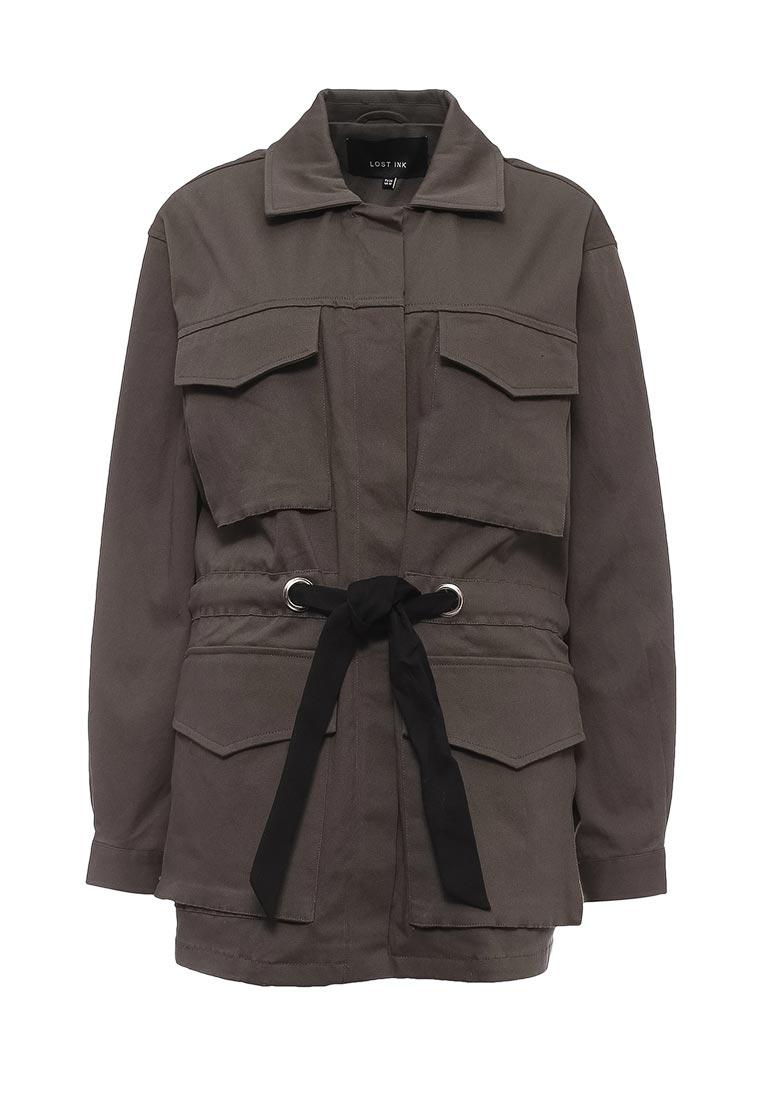 Утепленная куртка LOST INK. (ЛОСТ ИНК.) 501120060300083