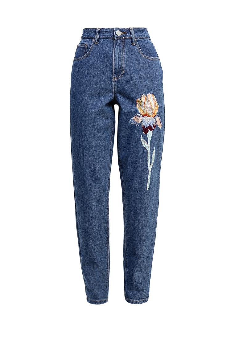 Прямые джинсы LOST INK. (ЛОСТ ИНК.) 501114040520027