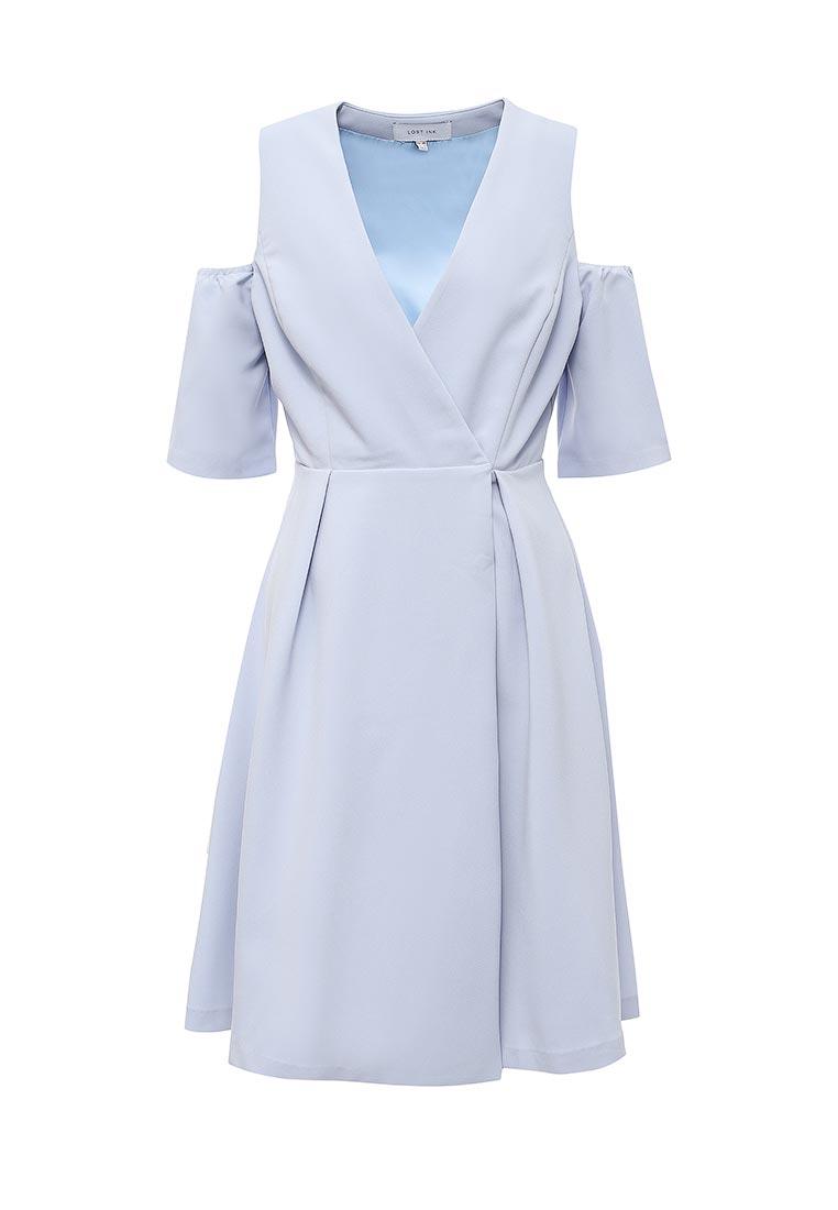 Вечернее / коктейльное платье LOST INK. (ЛОСТ ИНК.) 501115021070020