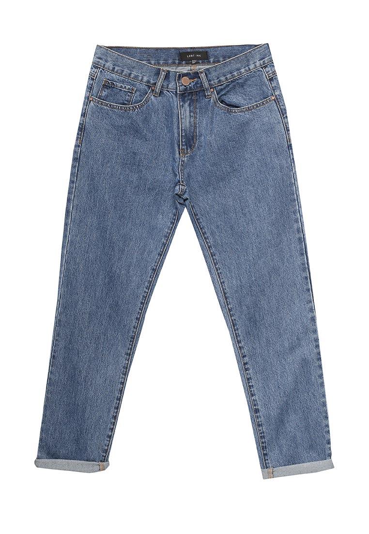 Зауженные джинсы LOST INK. (ЛОСТ ИНК.) 501114040420025