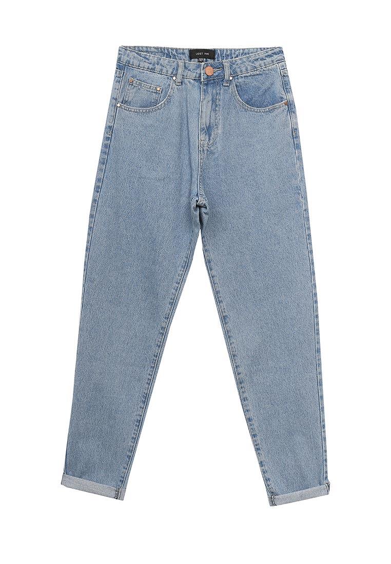 Зауженные джинсы LOST INK. (ЛОСТ ИНК.) 501114040650026