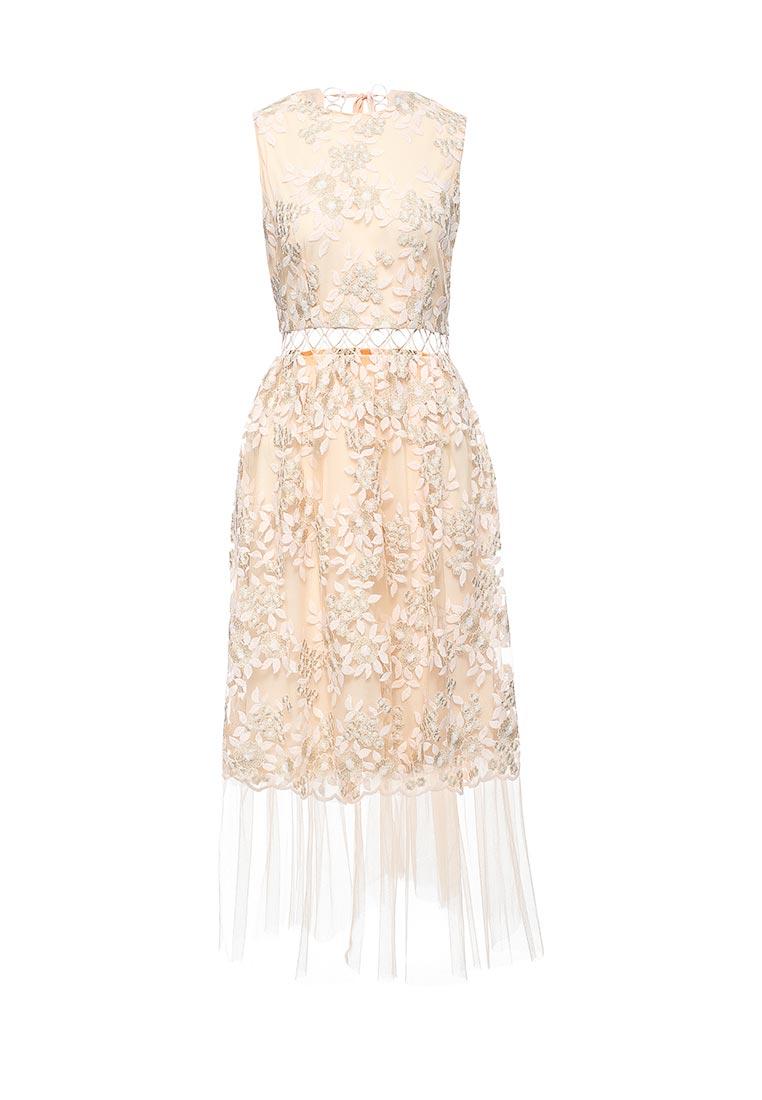 Платье-миди LOST INK. (ЛОСТ ИНК.) 501115022290067
