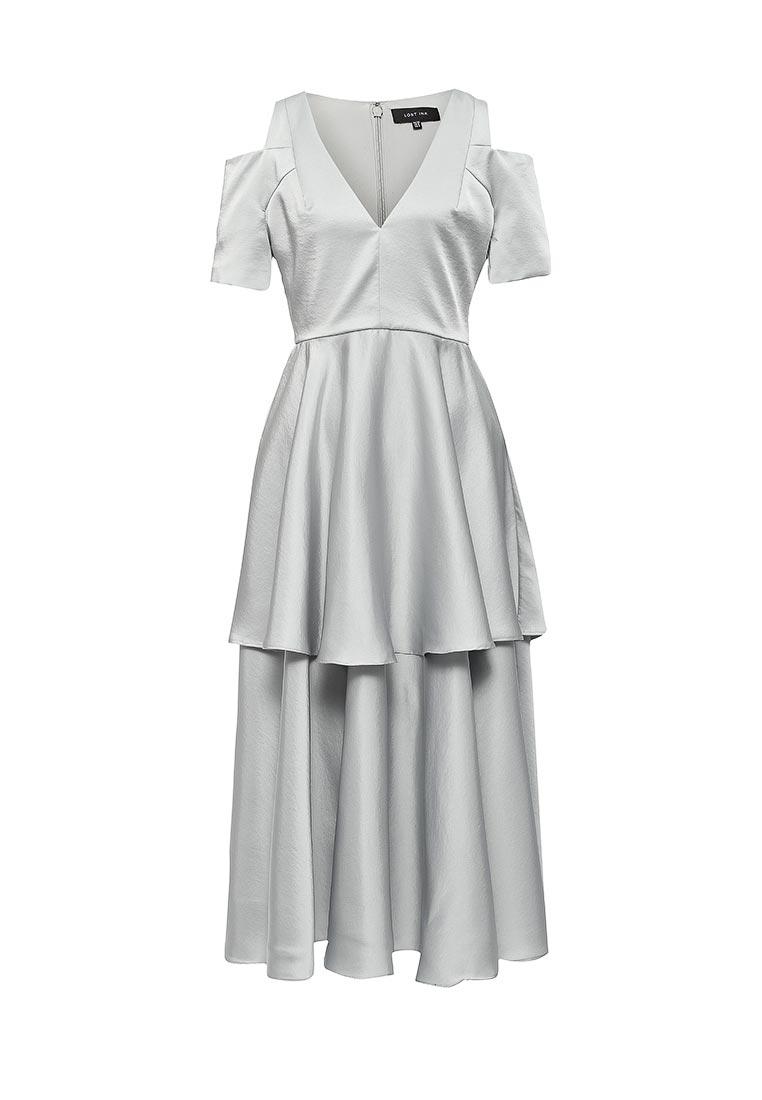Платье-миди LOST INK. (ЛОСТ ИНК.) 501115020430017