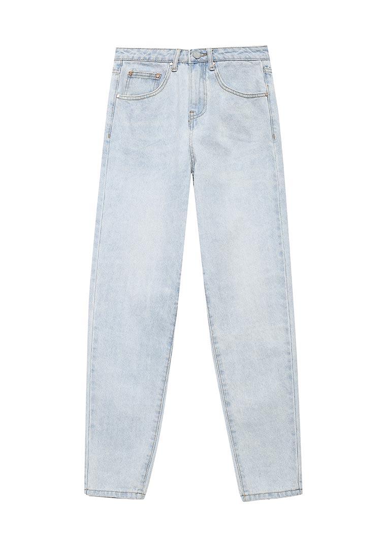 Прямые джинсы LOST INK. (ЛОСТ ИНК.) 501114040490024