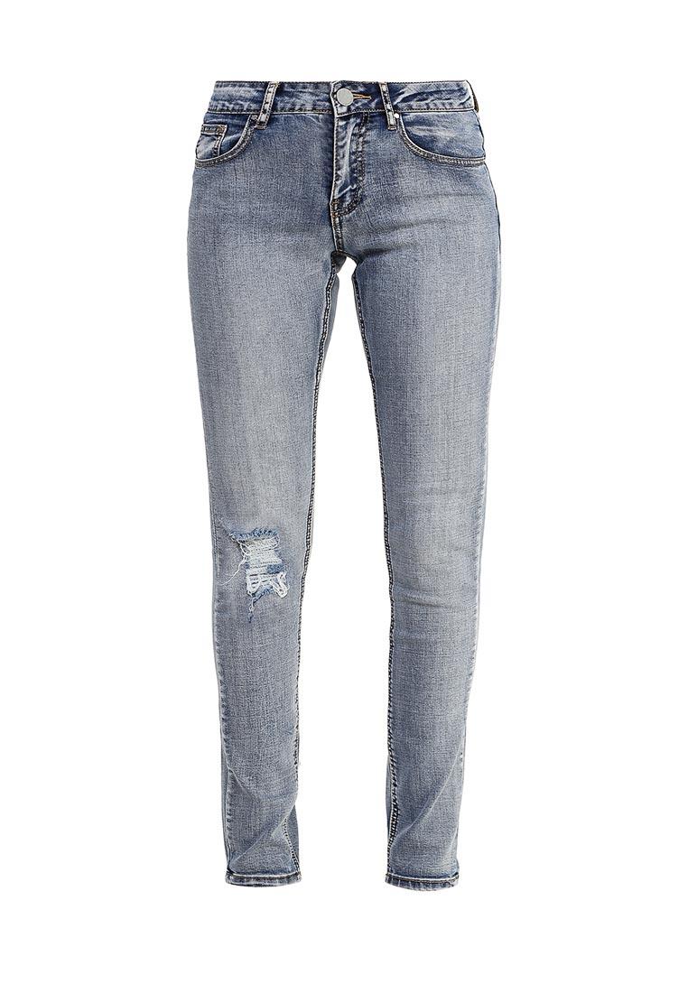 Зауженные джинсы LOST INK. (ЛОСТ ИНК.) 501114040820034