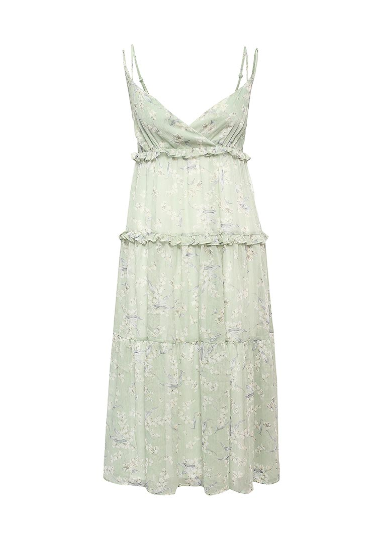 Платье-миди LOST INK. (ЛОСТ ИНК.) 501115023660049