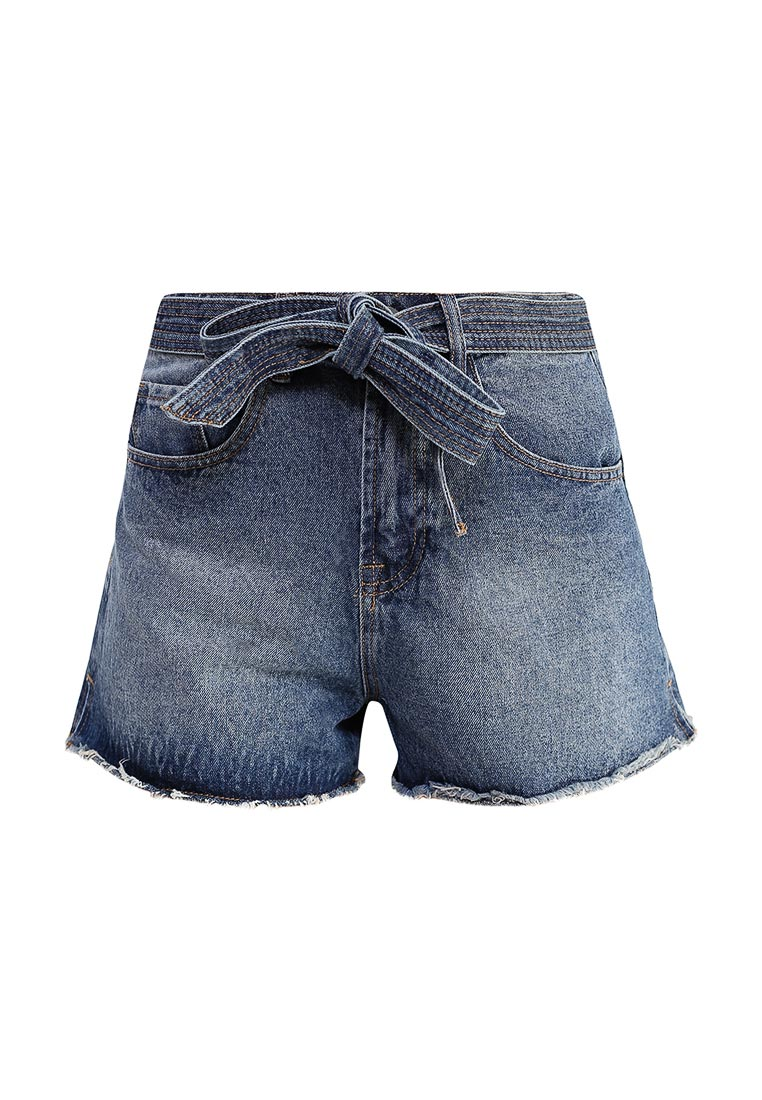 Женские джинсовые шорты LOST INK. (ЛОСТ ИНК.) 501114080990026