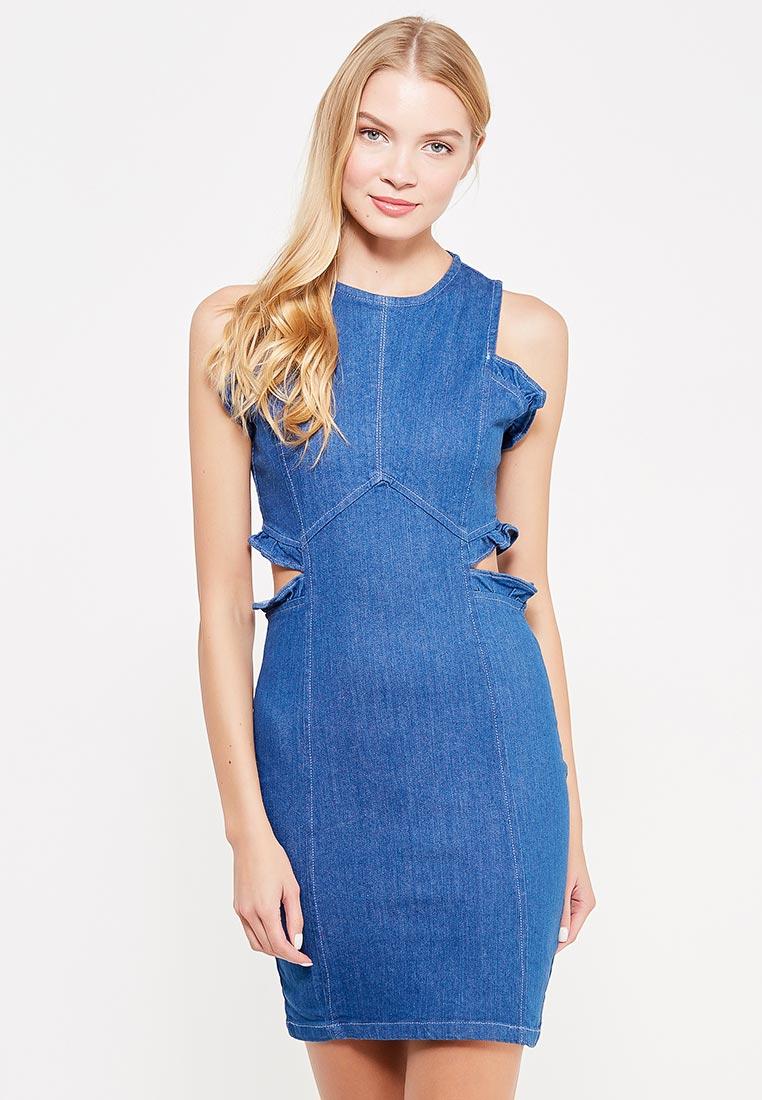 Платье-мини LOST INK. (ЛОСТ ИНК.) 501115022930025
