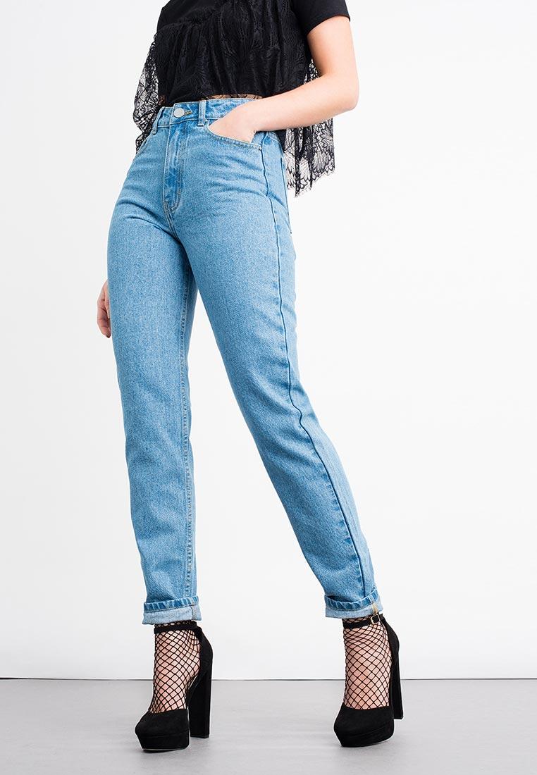 Зауженные джинсы LOST INK. (ЛОСТ ИНК.) 601114040210024