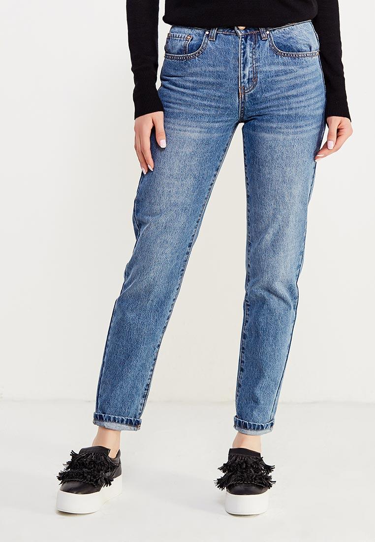 Зауженные джинсы LOST INK. (ЛОСТ ИНК.) 601114040180024