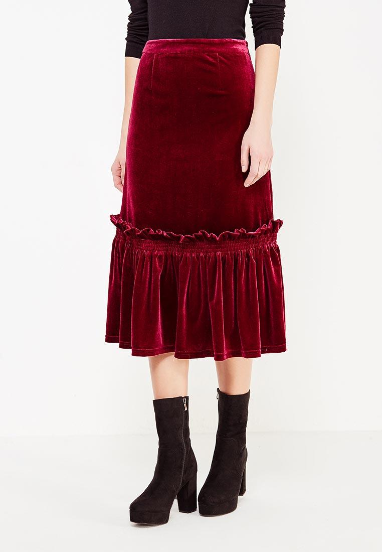 Широкая юбка LOST INK. (ЛОСТ ИНК.) 601112091090096