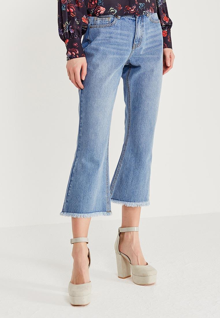 Широкие и расклешенные джинсы LOST INK. (ЛОСТ ИНК.) 601114040850025