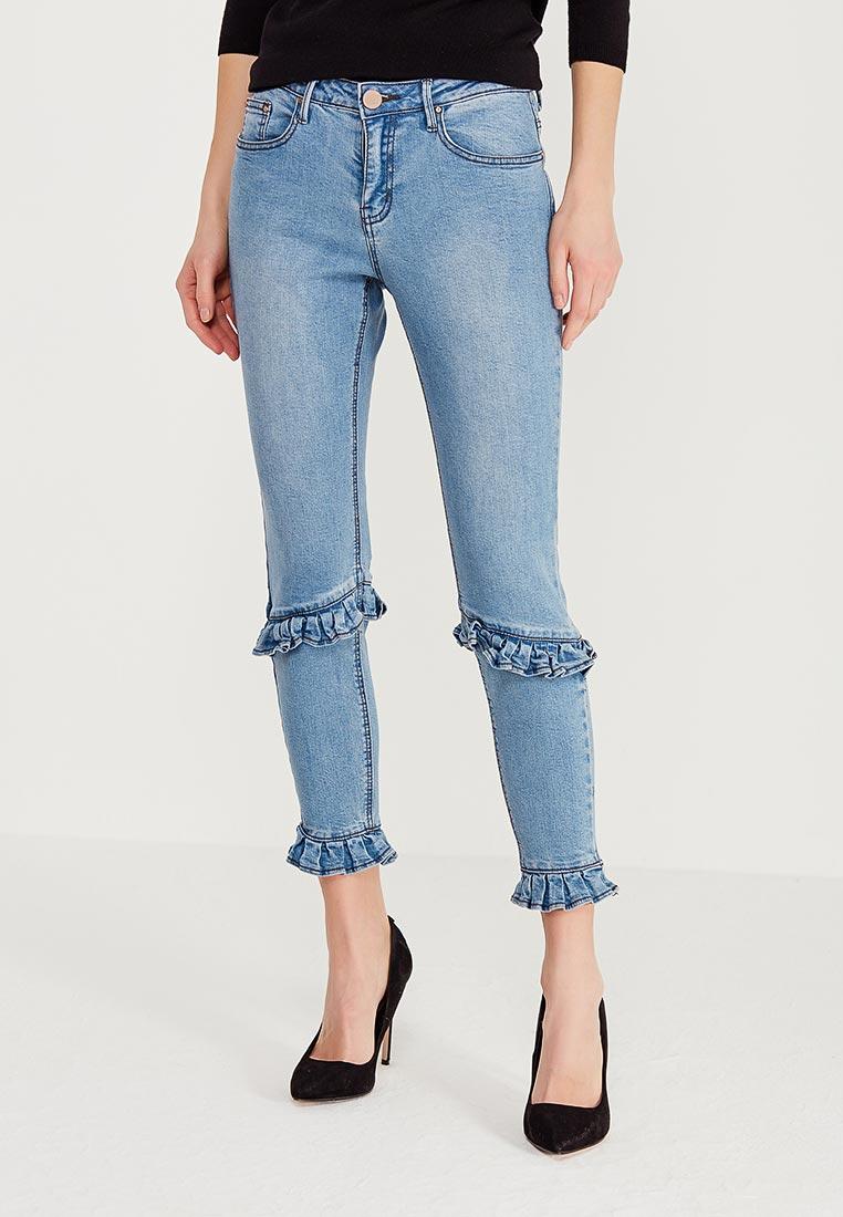 Зауженные джинсы LOST INK. (ЛОСТ ИНК.) 601114040530024