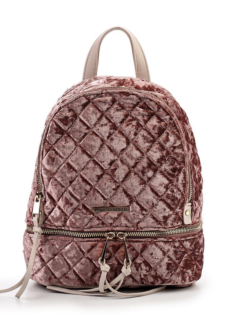 Городской рюкзак Love Republic 738020060