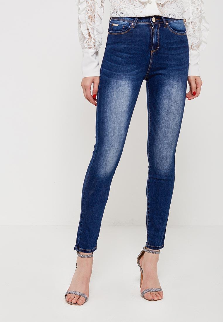 Зауженные джинсы Love Republic 8153221701