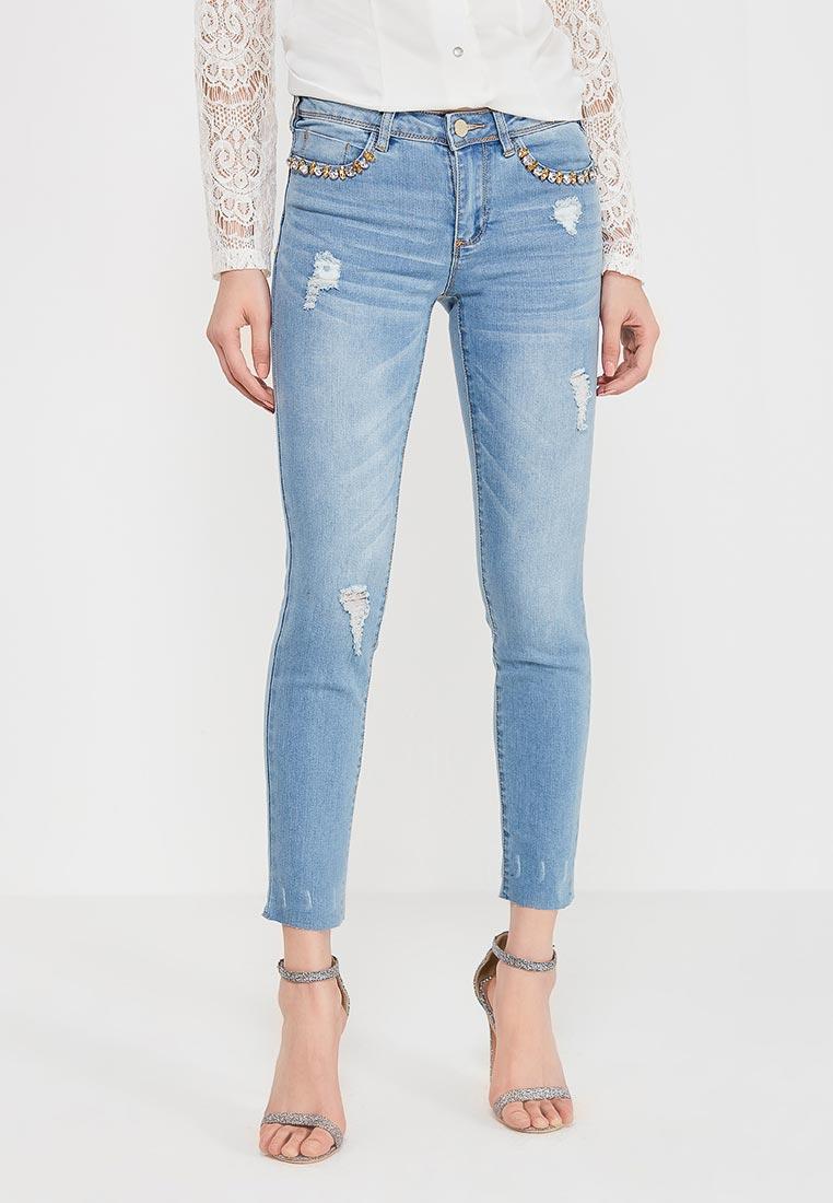 Зауженные джинсы Love Republic 8153222702