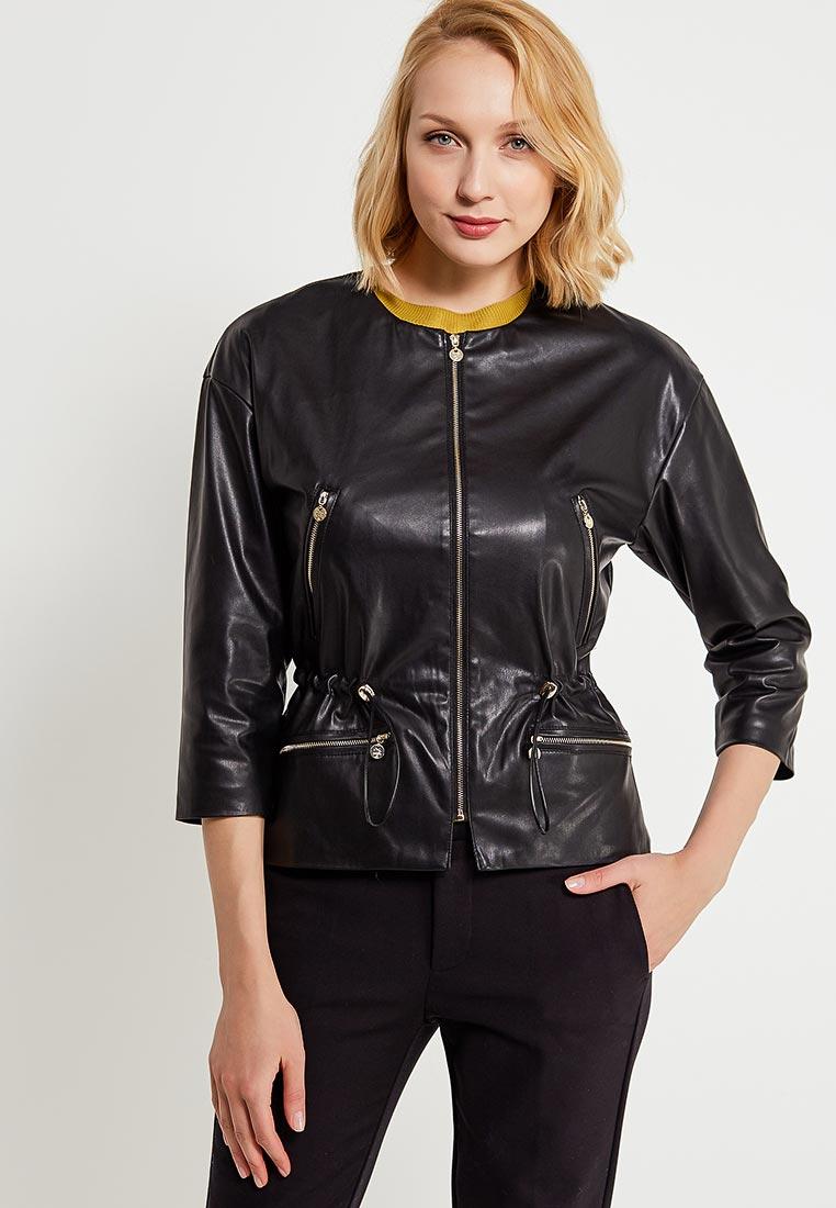 Кожаная куртка Love Republic 8153272102