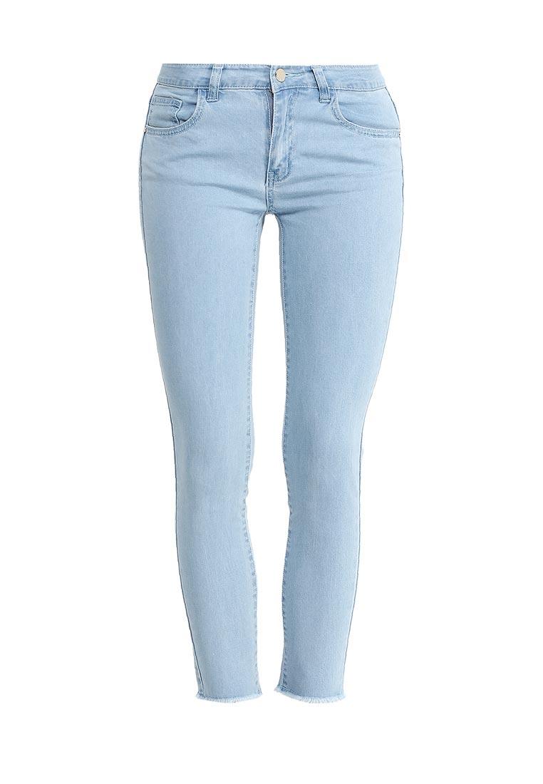 Зауженные джинсы Love Republic 7254201705