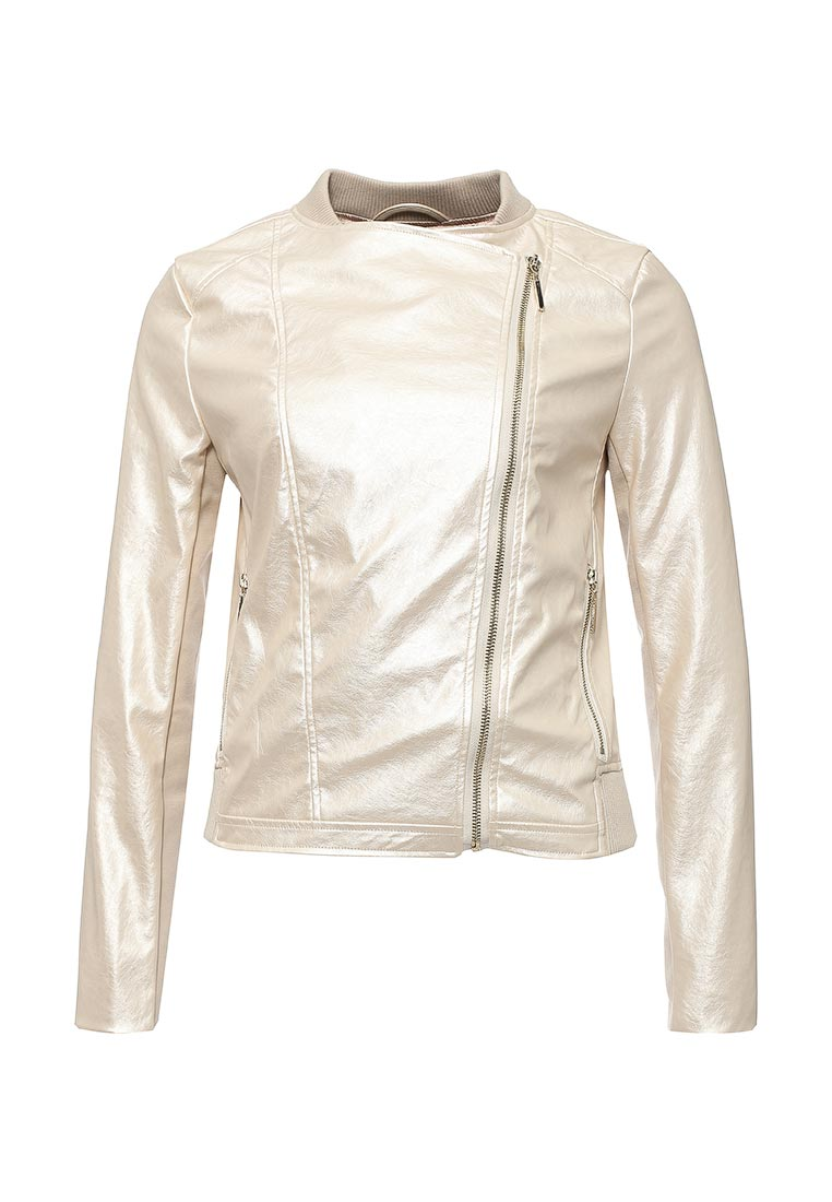 Кожаная куртка Love Republic 7254402106