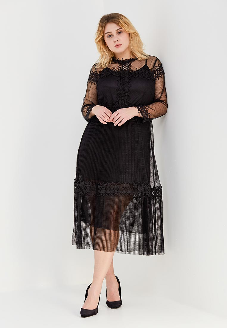 Вечернее / коктейльное платье Lost Ink Plus 1003115020500001
