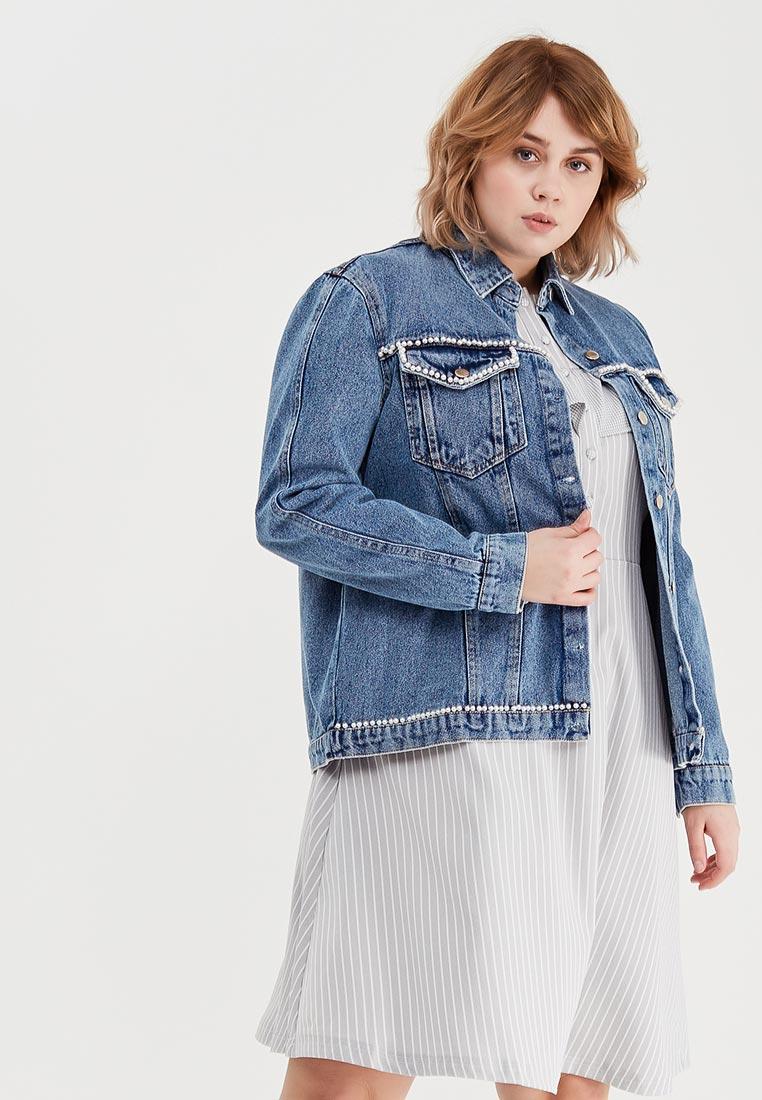 Джинсовая куртка Lost Ink Plus 1003120060160025
