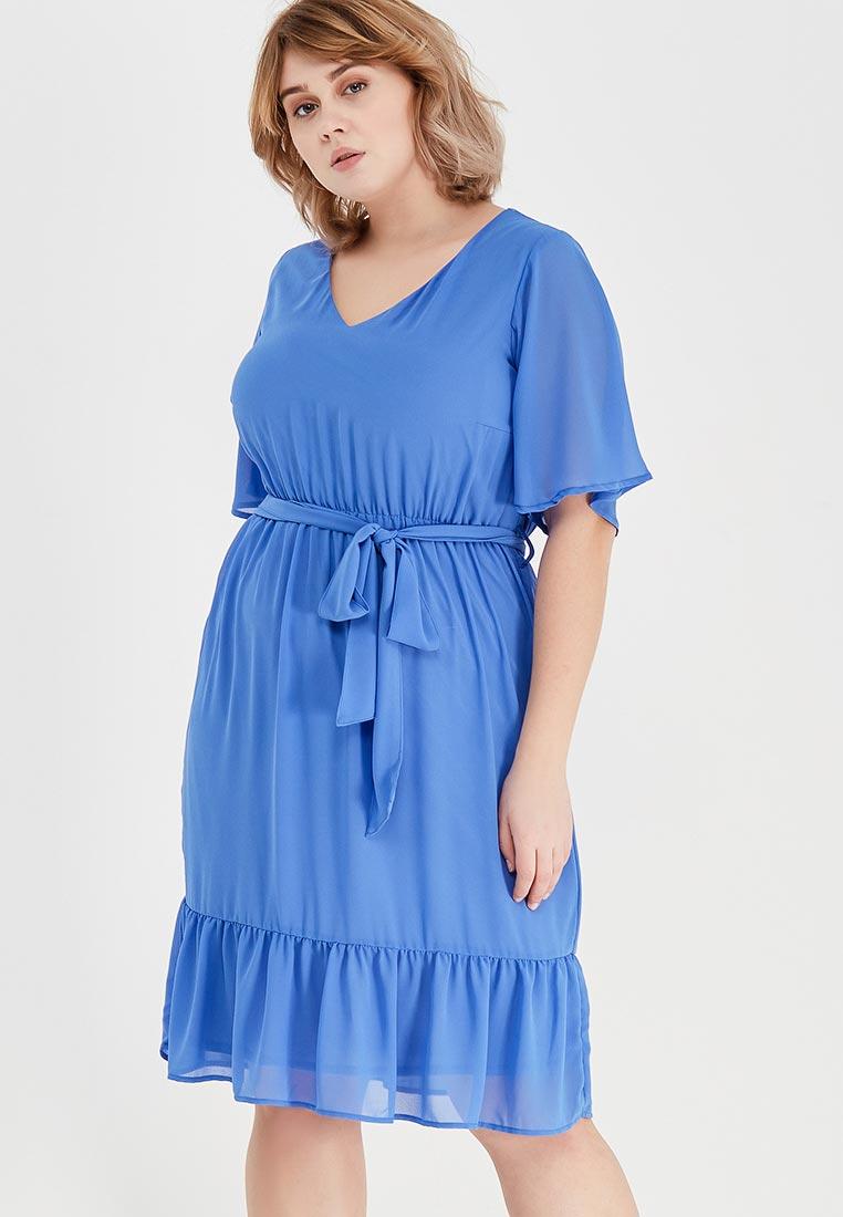 Летнее платье Lost Ink Plus 1003115020440021