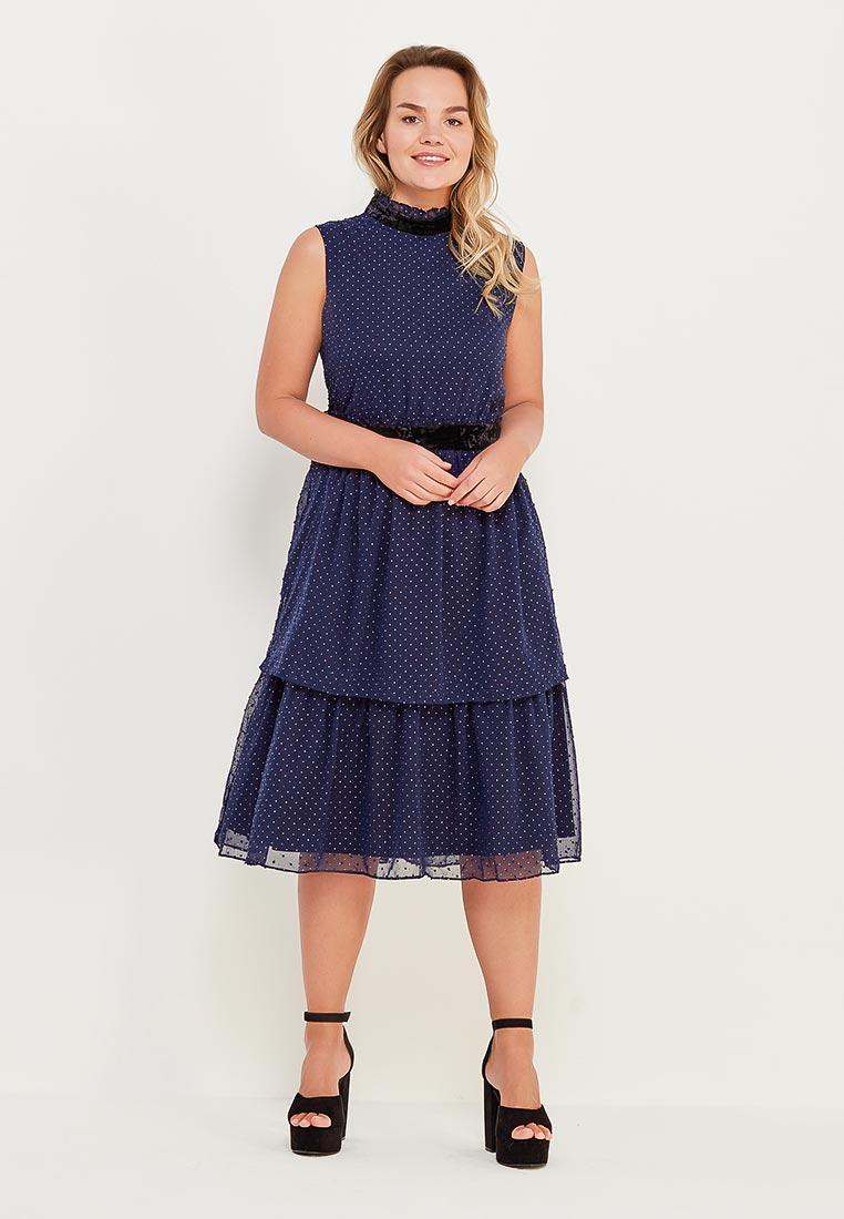Повседневное платье Lost Ink Plus 603115021200041