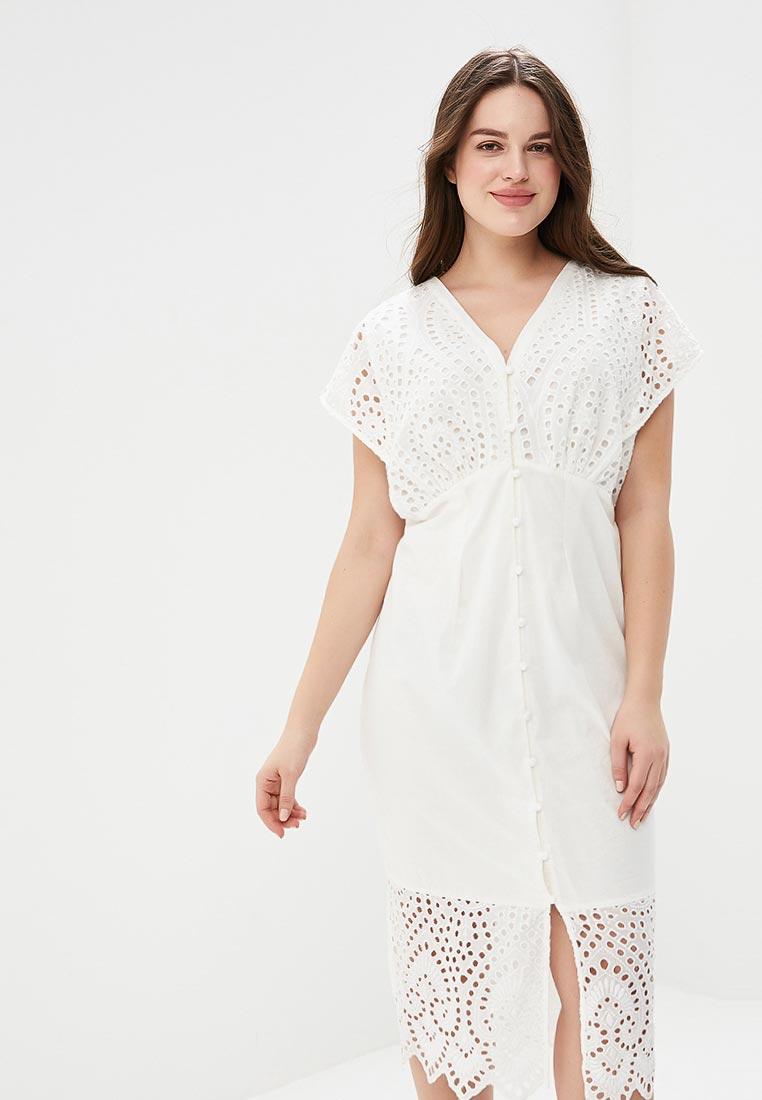 Платье-миди Lost Ink Plus 1003115020490006