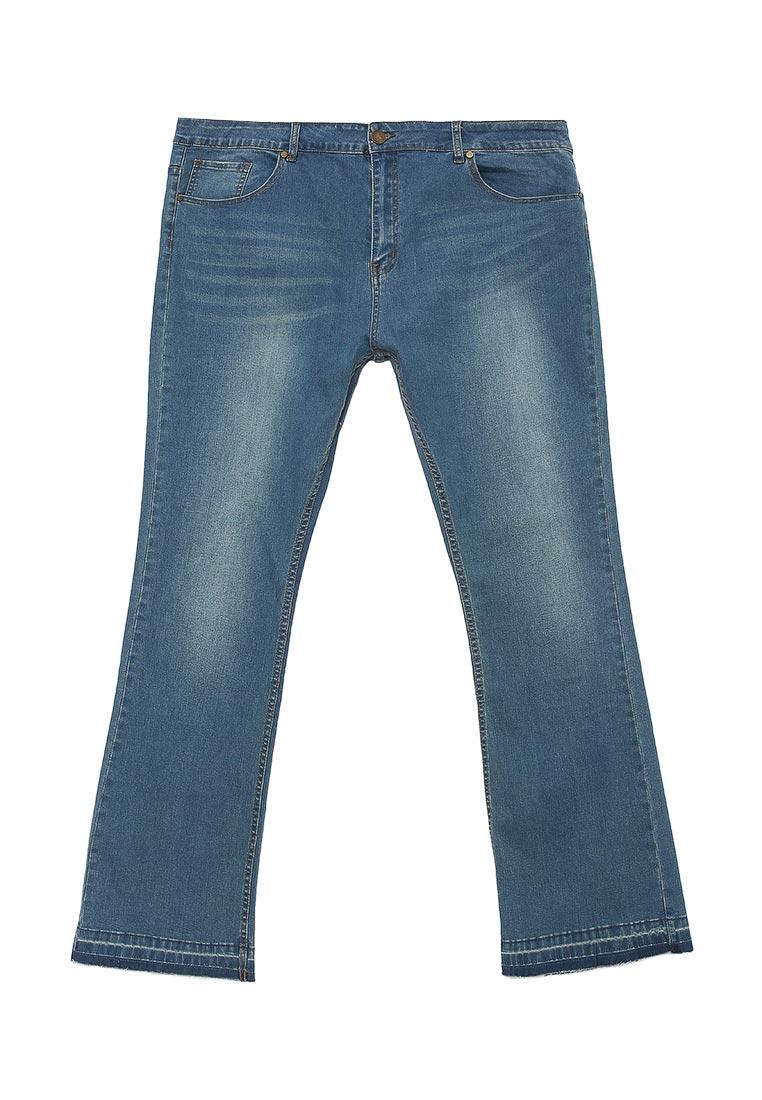 Прямые джинсы Lost Ink Plus 503115040030025