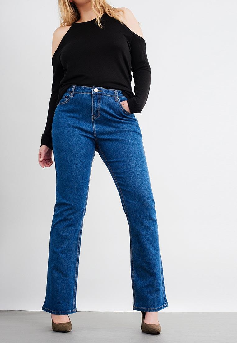 Зауженные джинсы Lost Ink Plus 603114040070025