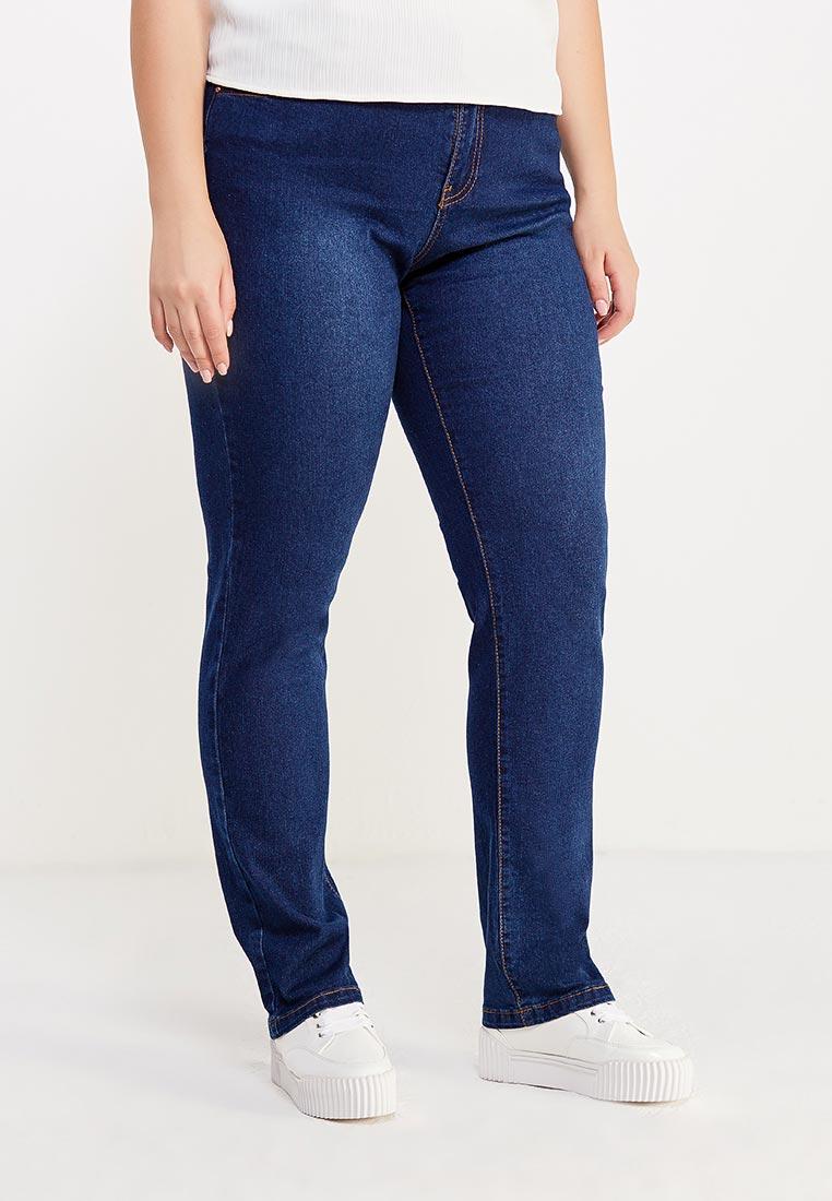 Прямые джинсы Lost Ink Plus 603114040080027