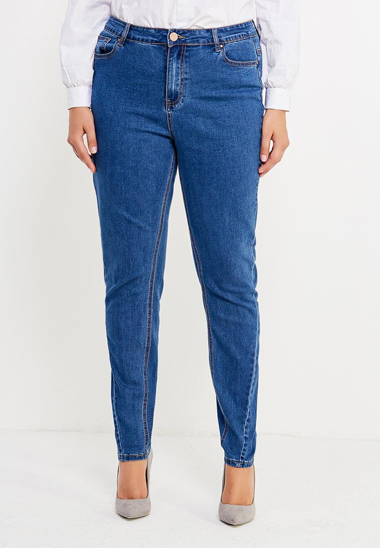 Зауженные джинсы Lost Ink Plus 603114040020025