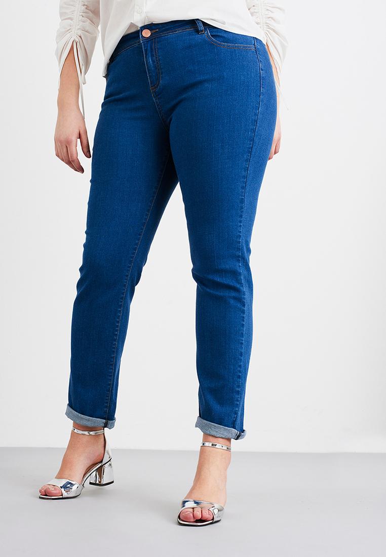 Зауженные джинсы Lost Ink Plus 603114040320027