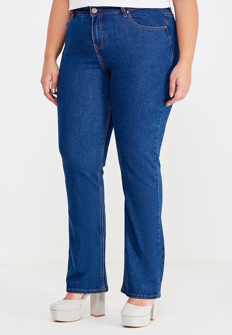 Широкие и расклешенные джинсы Lost Ink Plus 603114040380025