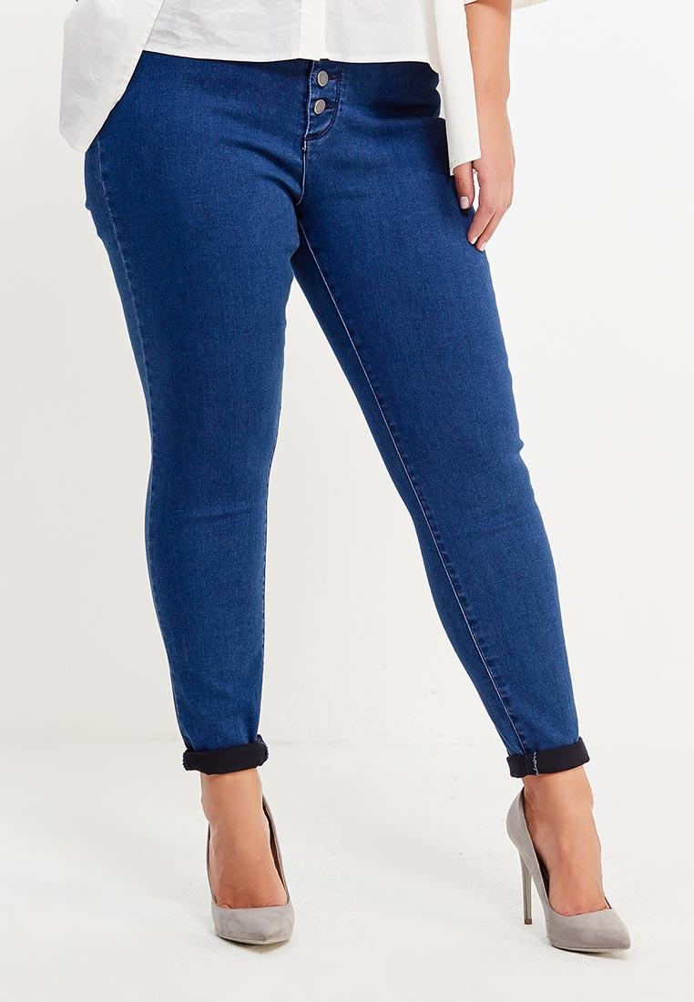 Зауженные джинсы Lost Ink Plus 603114040390025