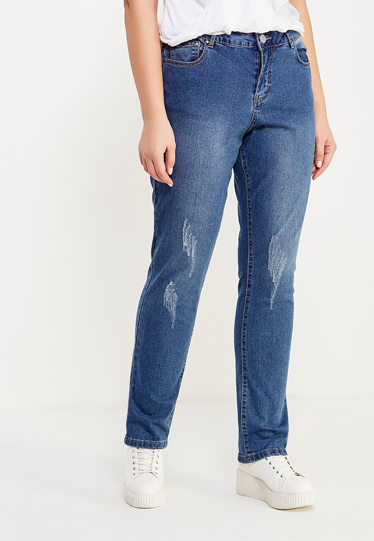 Зауженные джинсы Lost Ink Plus 603114040280025