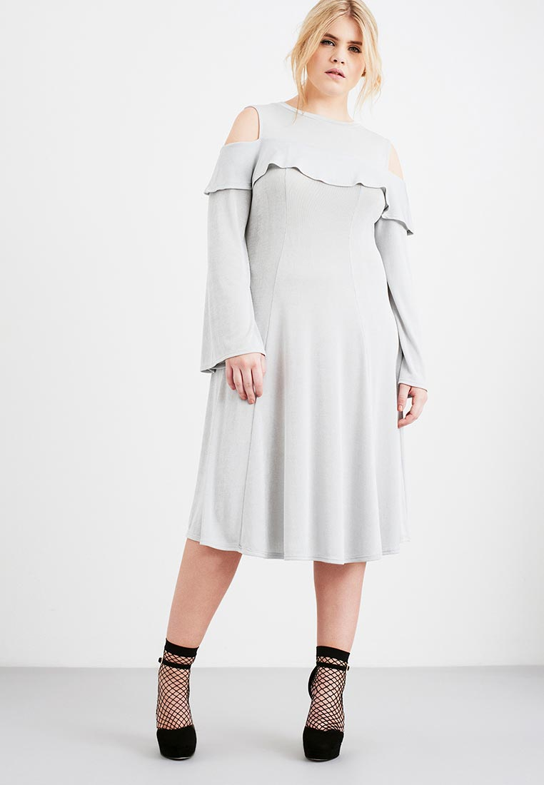 Вязаное платье Lost Ink Plus 603115020650018