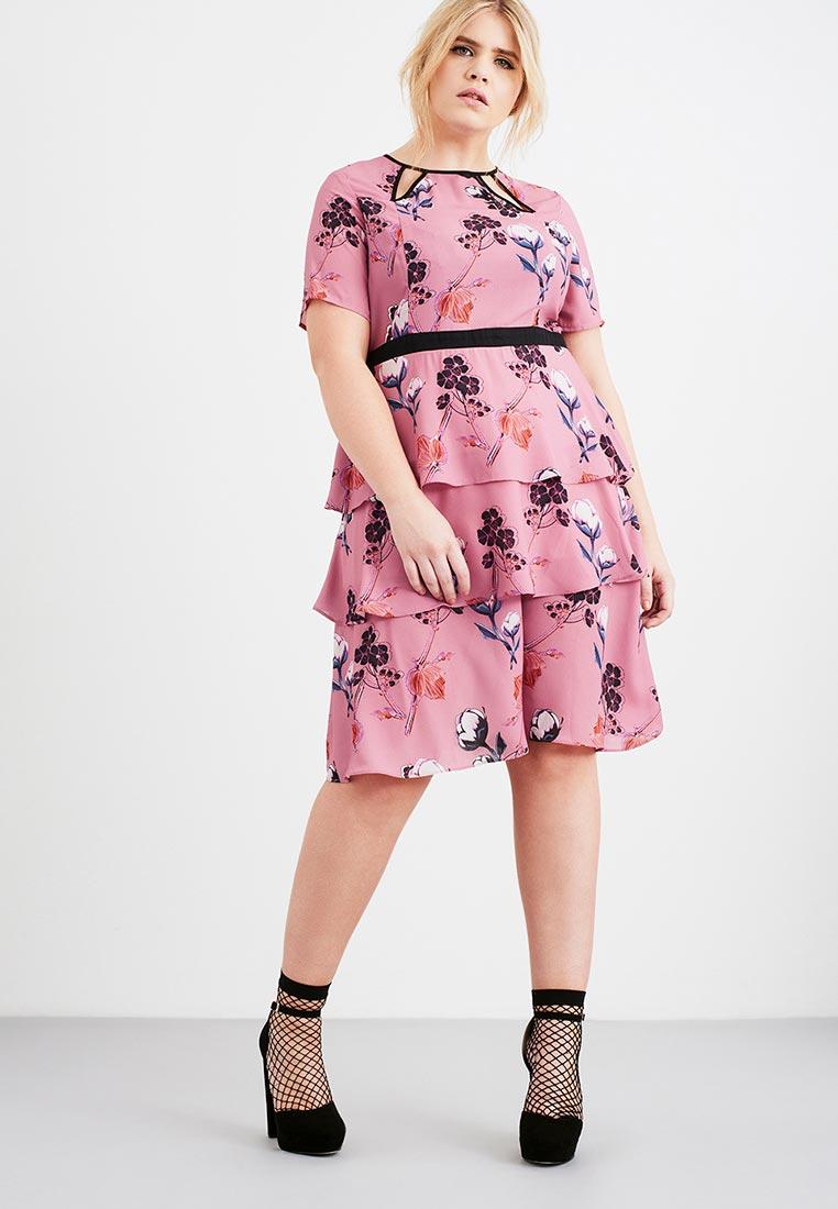 Платье Lost Ink Plus 603115020380088