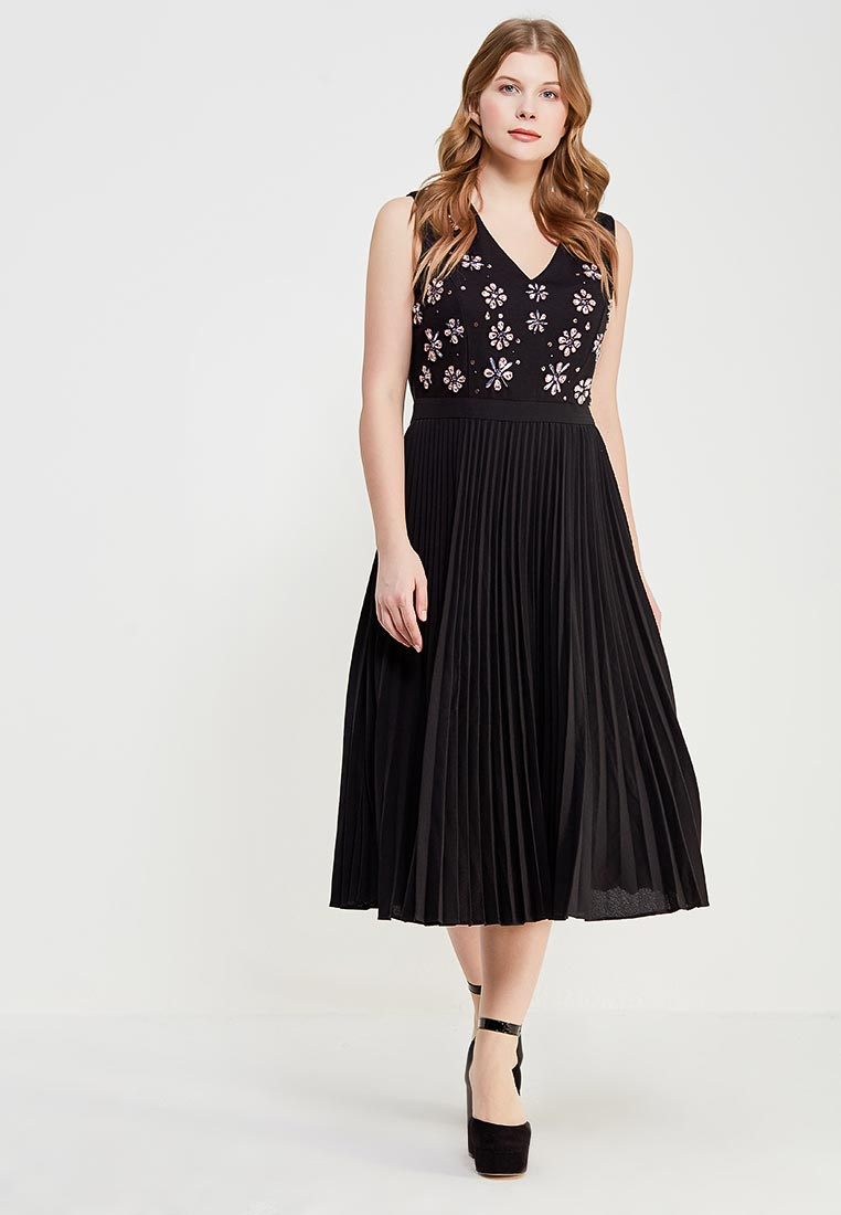 Платье-миди Lost Ink Plus 603115020980001