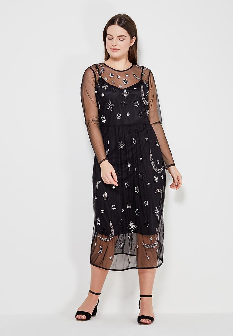 Вечернее / коктейльное платье Lost Ink Plus 603115020890001